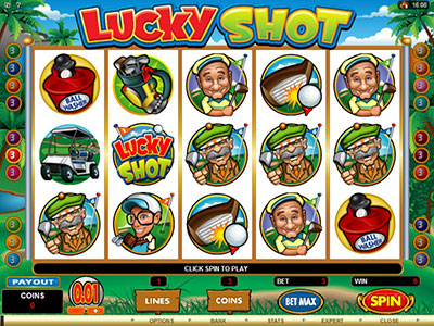 Play Golf At Microgaming Online Casinos