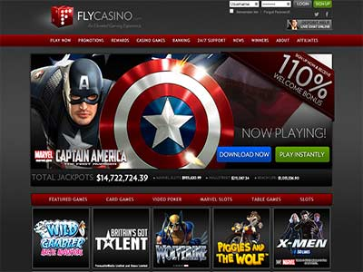 Halloween Online Promo at Fly Casino