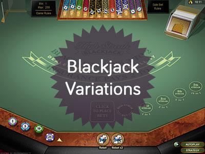Blackjack Variants at Australian Online Casinos