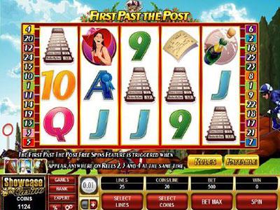 Horse Racing Pokies At Australian Online Casinos