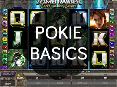 Basic Online Pokie Rules Explained