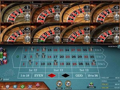 Enjoy Microgaming Multi Wheel Roulette Online