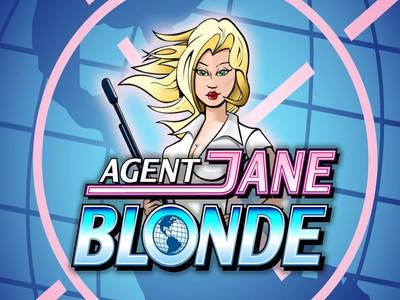 Agent Jane Blonde an Exciting Online Pokie