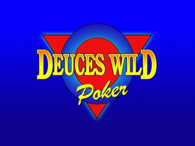 Deuces Wild Online Video Poker Strategy