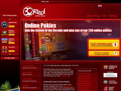 32Red Online Casino Christmas Repast