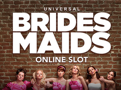 The New Bridesmaids Branded Pokie From Microgaming