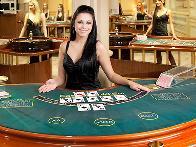 Live Dealer Casinos Create A Realistic Playing Environment