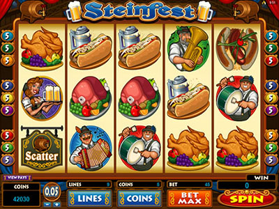 Beer Themed Online Pokies For Oktoberfest