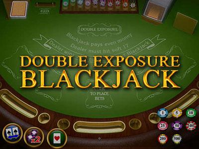 Understanding Double Exposure Blackjack And Pontoon Online