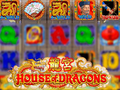 House Of Dragons Microgaming Online Pokie