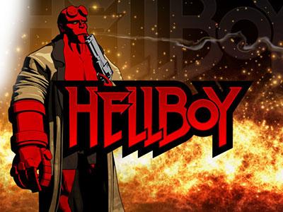 Hellboy Microgaming Branded Online Pokie
