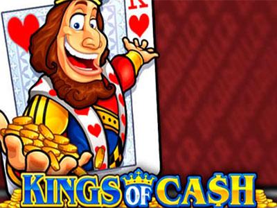 Kings Of Cash Is A Royal Online Pokie