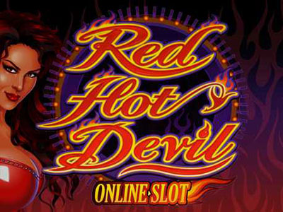 The Temptations In Red Hot Devil Online Pokie