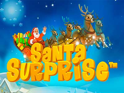 Santa Surprise A Traditional Online Pokie