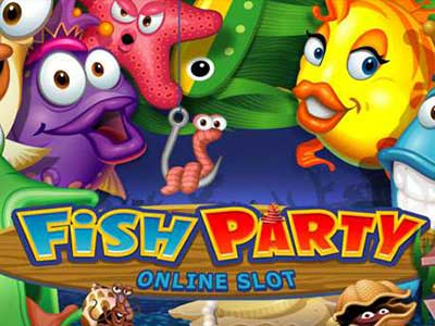Attend Fish Party Online This New Year