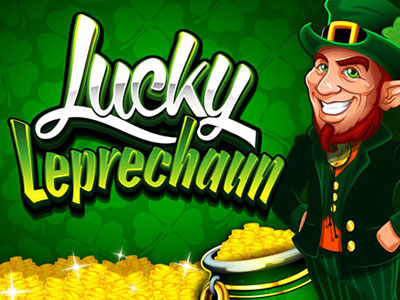Lucky Leprechaun Online Pokie For St Patrick's Day