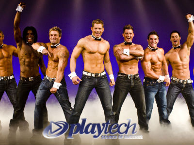 The Extraordinary Chippendales Branded Online Pokie