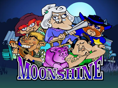 Moonshine A Comical Microgaming Pokie