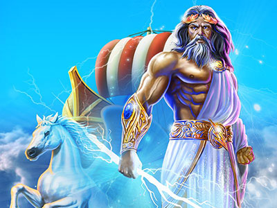 King Of Olympus Arrives At Omni Online Casino