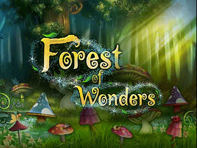 Forest Of Wonders Alice Themed Online Pokie