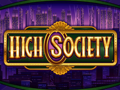 High Society Is A Big Payout Online Pokie
