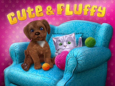 Cute & Fluffy Playtech Online Pokie