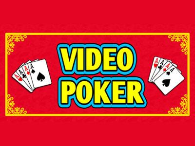 Basic Tips For Online Video Poker