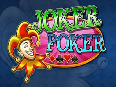 Microgaming Joker Based Online Video Poker Games