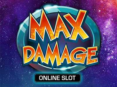 Microgaming Online Arcade Game Max Damage