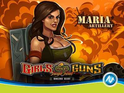 Girls With Guns At Australian Online Casinos