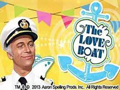 The Love Boat Branded Online Pokie