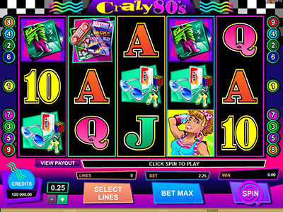9 Paylines Online Pokies From Microgaming