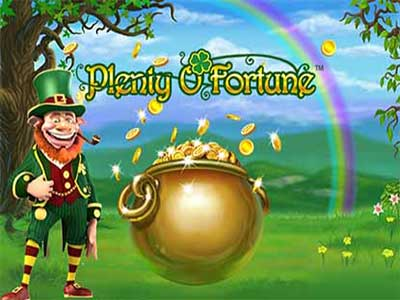 Plenty O' Fortune Leprechaun Themed Online Pokie