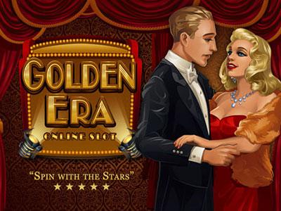 Vintage Hollywood With Golden Era Online Pokie