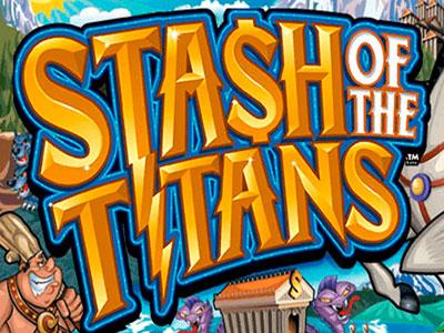 Stash Of The Titans Online Pokie