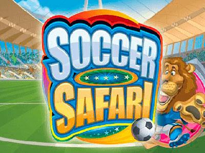 Soccer Safari Football Themed Online Pokie