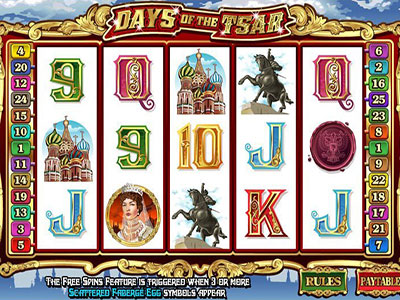 Learn About Russia In Online Pokies