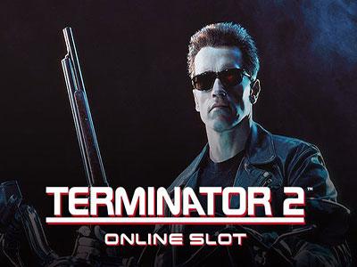 Terminator 2 Online Branded Pokie
