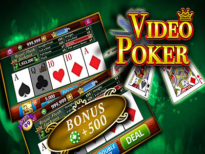 Three Important Online Video Poker Tips