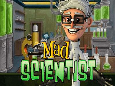 Mad Scientist Theme In Online Pokies