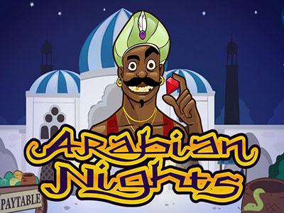 Arabian Nights Online Pokies From Quickspin