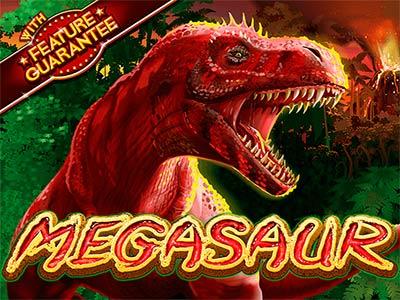 T-Rex And Megasaur Online Pokies