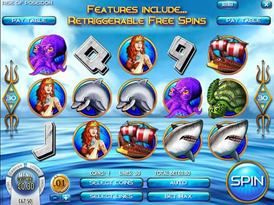 Greek Video Pokies at Australian Sites