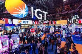 International Gaming Technology Launch Pokies at G2E