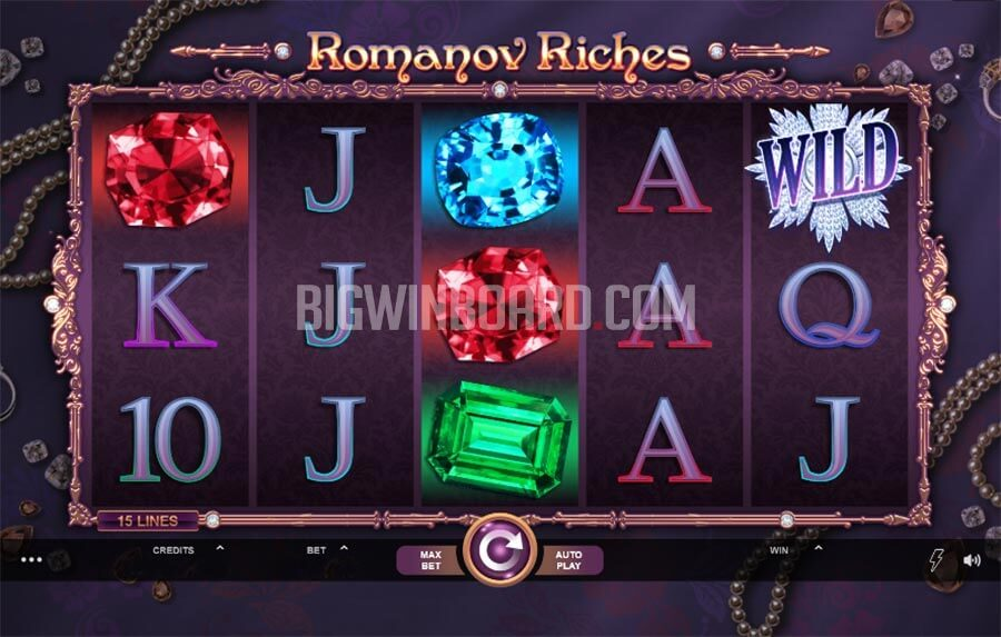 Fortune Factory Studios to launch new Romanov Riches on October 24th