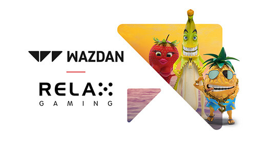 Wazdan Launches With Relax Gaming